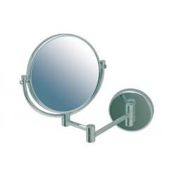 Miroir double face.