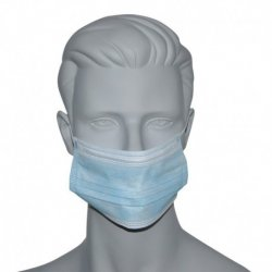 Masques Chirurgicaux Type 1 Medical x 100