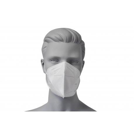 Masque KN95 équivalent FFP2 elastiques auriculaires