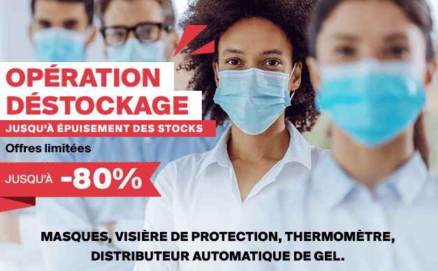 Boutique déstockage